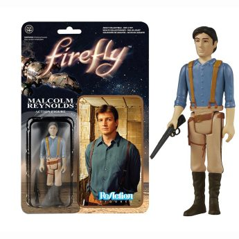 Mal Reynolds exclusive Firefly figure