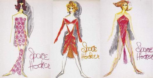 Mudd's Women designs by William Ware Theiss