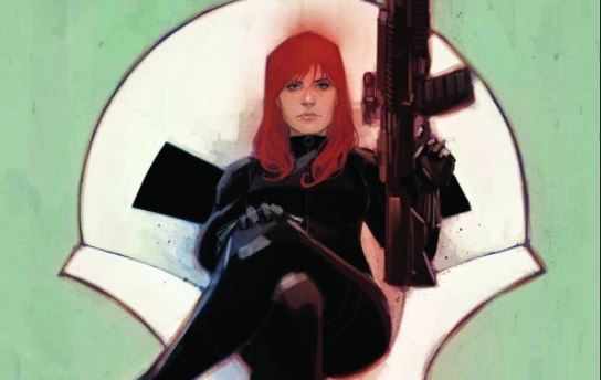 Phil Noto Black Widow
