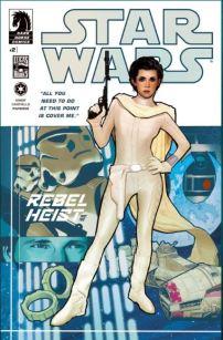 Rebel Heist Highes Leia cover