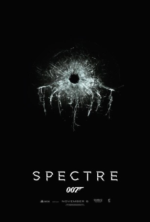 SPECTRE movie poster teaser 2015