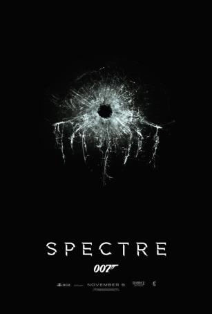 SPECTRE movie poster teaser 2015