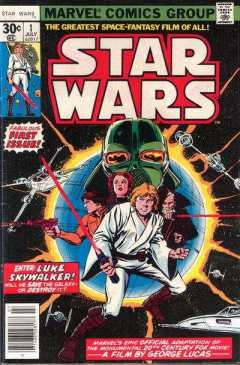 Star Wars issue 1
