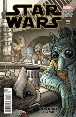 SWIsh 1 S Newbury Comics by David Petersen
