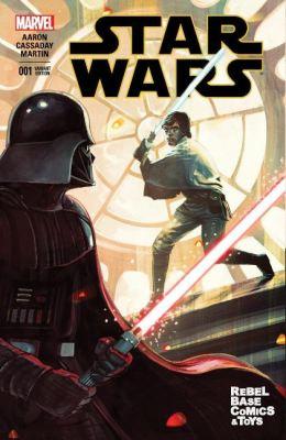 SWIsh 1 W Rebel Base Comics by Stephanie Han