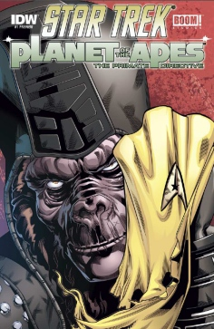Trek Apes cover