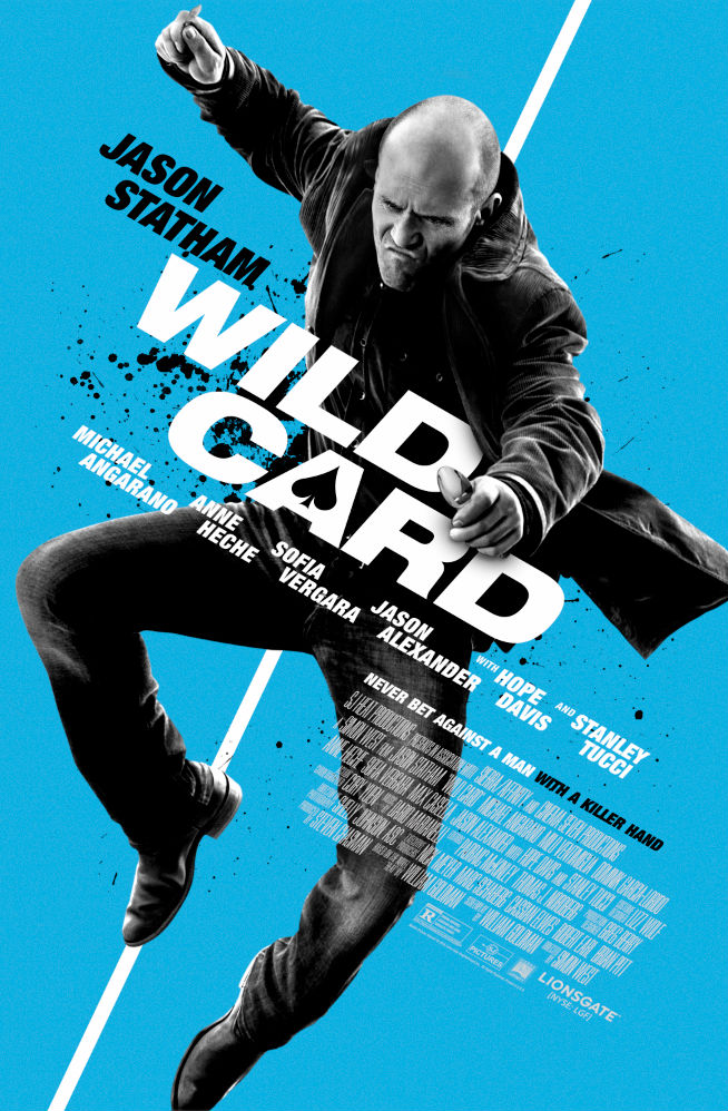 Wild Card movie poster
