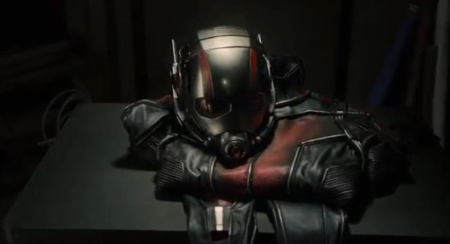 Ant-Man supersuit costume