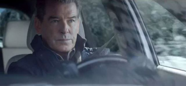 Brosnan 2015 Bond ad