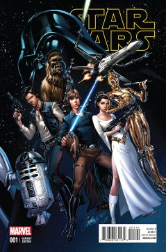 Campbell variant Star Wars 1