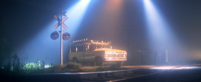 Dreyfuss Close Encounters of the Third Kind truck