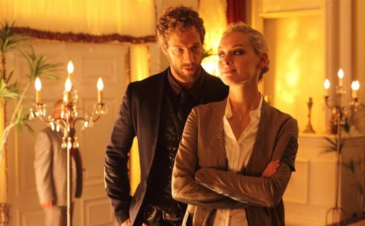 Dylan and Tamsin Lost Girl