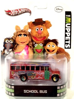 Electric Mayhem School Bus