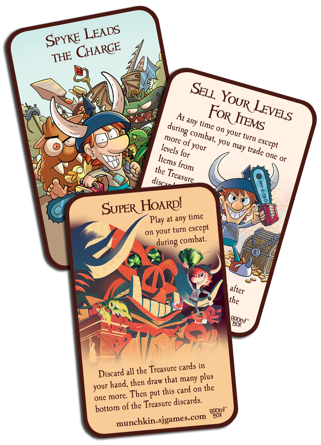Munchkin goes from cards to comics with new series tomorrow | borg.com