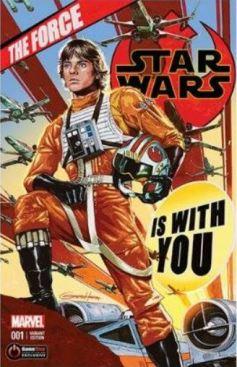 GameStop variant #1 Star Wars