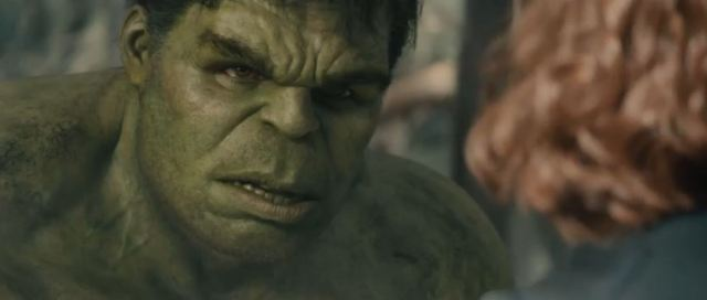 Hulk in Age of Ultron