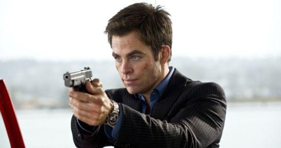 Jack Ryan Chris Pine