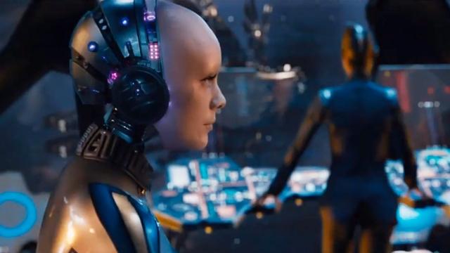 Jupiter Ascending cyborg