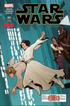 Kings Comics Star Wars variant #1