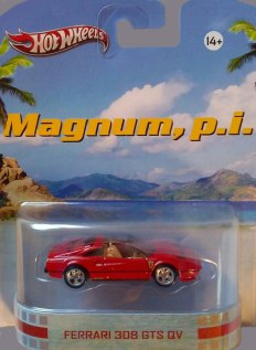 Magnum Hot Wheels