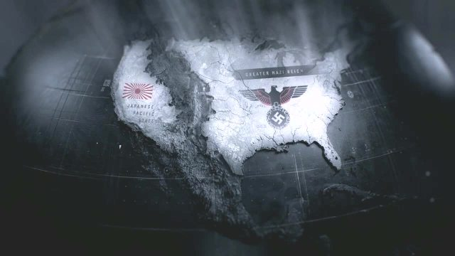 Map of The Man in the High Castle