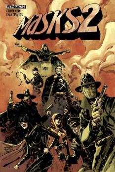 Masks 2 Ish 1 Hardman cover