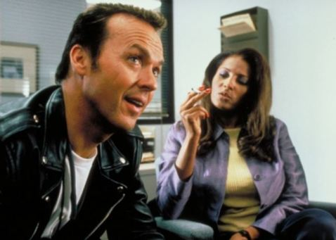 Michael Keaton in Jackie Brown