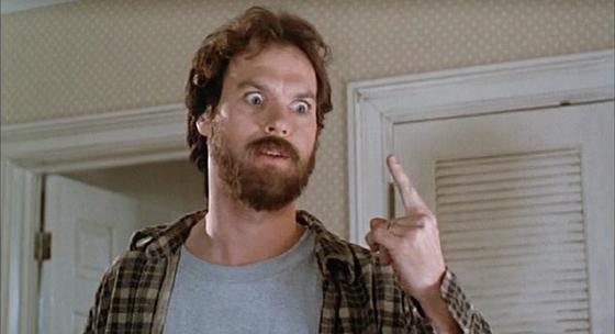 Michael Keaton in Mr Mom