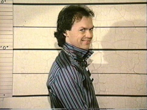Michael Keaton in Night Shift
