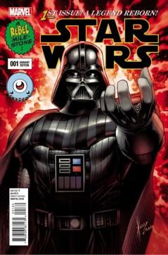 Rebel variant Star Wars 1 cover