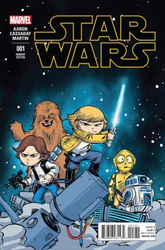 Scottie Young Star Wars 1 variant