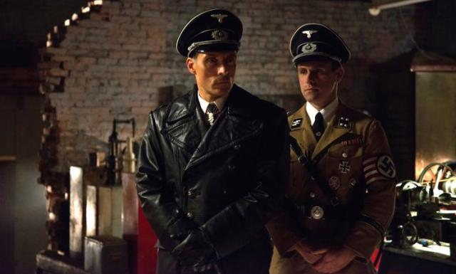 Sewell Man in the High Castle
