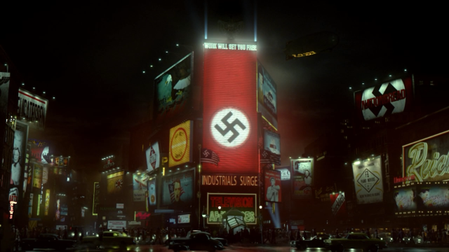 The Man in the High Castle Times Square