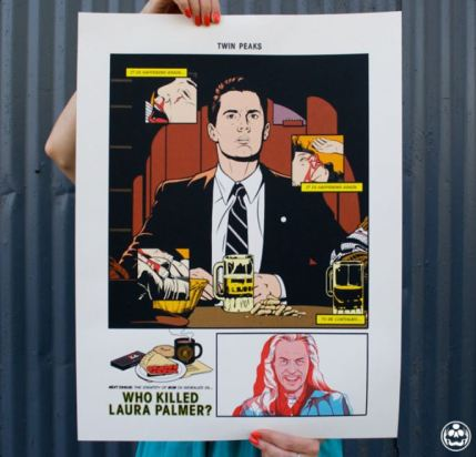 Twin Peaks Matthew Skiff