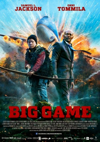 Big Game theatrical poster