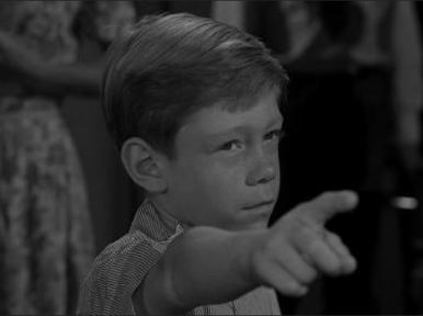Billy Mumy You're a Very Bad Man