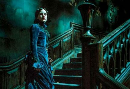 Chastain Crimson Peak