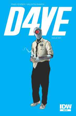 D4VE variant cover 1