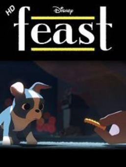 Feast poster 2015 Disney