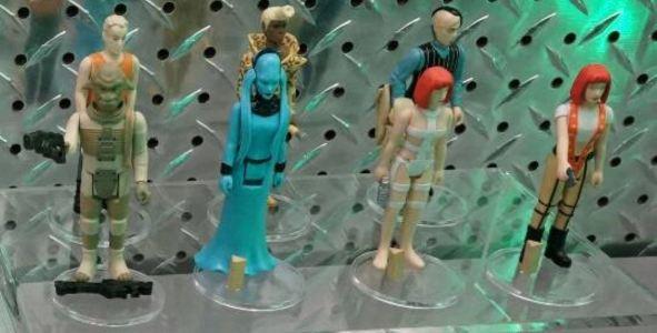 Fifth Element Funko ReAction Toy Fair 2015