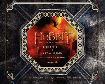 Hobbit Art & Design cover fifth volume