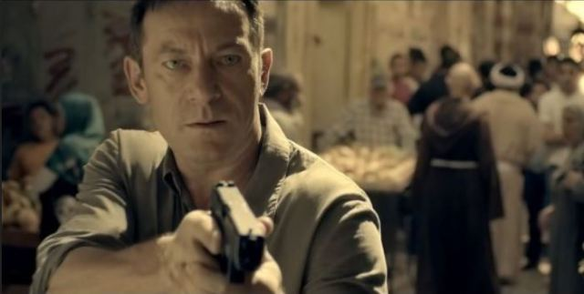 Jason Isaacs in Dig USA Network
