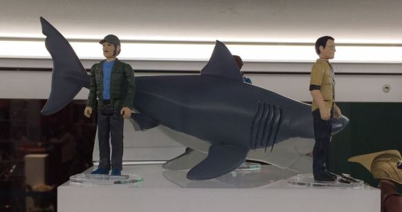 Jaws Quint and Brody Funko ReAction