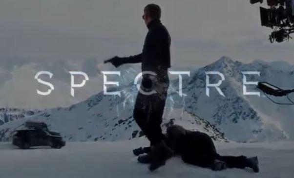 Spectre clip