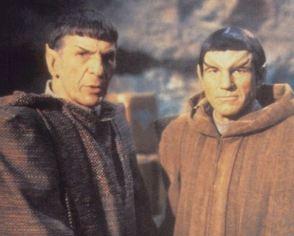Spock Picard