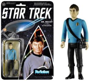 Star Trek Funko ReAction McCoy action figure