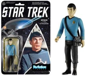 Star Trek Funko ReAction Spock action figure
