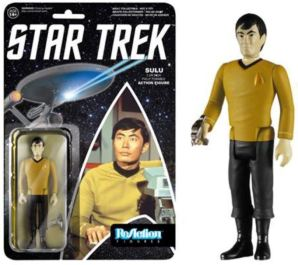 Star Trek Funko ReAction Sulu action figure