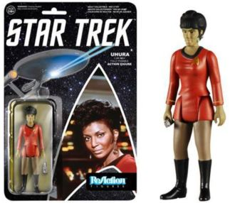 Star Trek Funko ReAction Uhura action figure