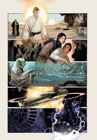 Star Wars Ryan Sook